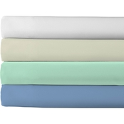 Cool Plus+ 200 Thread Count Sheet Set, Blue