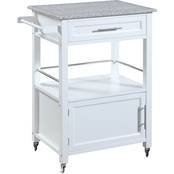 Linon Mitchell Kitchen Cart