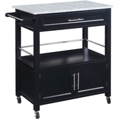 Linon Cameron Kitchen Cart