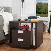 Furniture of America Rixter End Table