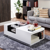 Furniture of America Parcius Coffee Table