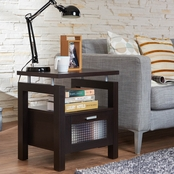 Furniture of America Walster End Table