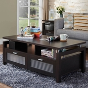 Furniture of America Lunning Coffee Table