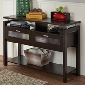 Furniture of America Menner Sofa Table