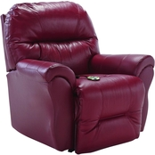 Best Home Furnishings Bodie Power Lift Leather Recliner