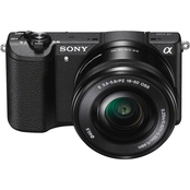 Sony ILCE-5100L/B a5100 Mirrorless Camera