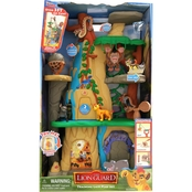 Disney Junior Lion Guard Training Lair Playset