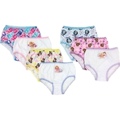 Nickelodeon Toddler Girls PAW Patrol Briefs 7 pk.