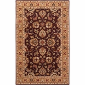 Surya Caesar Area Rug, Purple