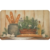 Mohawk Home Comfort Mat Afternoon Spread Kitchen Mat