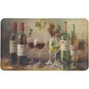 Mohawk Home Comfort Mat Opening The Wine Kitchen Mat