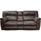 Catnapper Nolan Power Extra Wide Reclining Loveseat