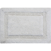 Saffron Fabs Regency 34 x 24 in. Cotton Bath Rug