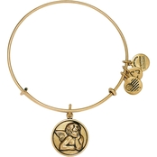 Alex and Ani Charity By Design Cherub Charm Bangle