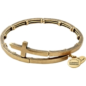 Alex and Ani Cross Wrap Bangle Bracelet