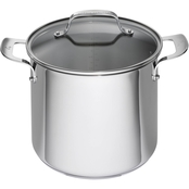 Emeril Stainless Steel Stock Pot with Lid