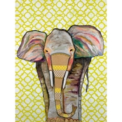 Greenbox Art Trendy Trunk, Eli Halpin, On Canvas