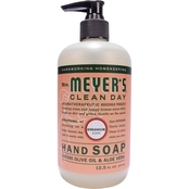 Mrs. Meyer's Clean Day Liquid Hand Soap, Geranium