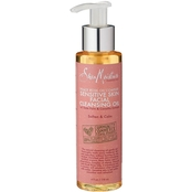 Shea Moisture Peace Rose Sensitive Skin Facial Cleansing Oil