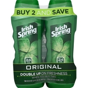 Irish Spring Original Body Wash, 2 pk.