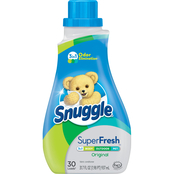 Snuggle Plus SuperFresh Fabric Softener 30.7 oz