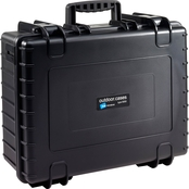 B&W International Type 6000 Outdoor Case With SI Foam