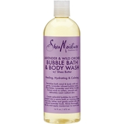 SheaMoisture Lavender and Wild Orchid Bubble Bath and Body Wash