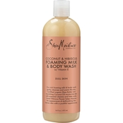 SheaMoisture Coconut and Hibiscus Foaming Milk and Body Wash