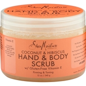 SheaMoisture Coconut and Hibiscus Hand and Body Scrub
