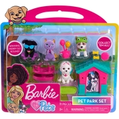 Just Play Barbie Puppy Adventure Play Set
