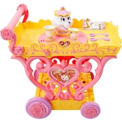 Jakks Pacific Disney Princess Belle Tea Party Cart 7 Pc. Set