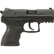 HK P30SK 9MM 3.27 in. Barrel 10 Rds 3-Mags NS Pistol Black with Decocker