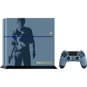 500GB Uncharted 4 A Thief's End Limited Edition Bundle (PS4)