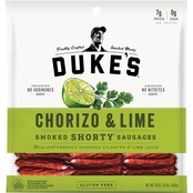 Duke's 16 oz. Chorizo and Lime Smoked Shorty Sausages
