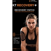 KT Tape Recovery+ Patch 4 pk.
