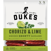 Duke's Chorizo and Lime Smoked Shorty Sausages