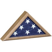 SpartaCraft Capitol Flag Display Case