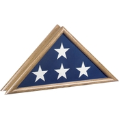 SpartaCraft Patriot Flag Display Case