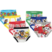 Handcraft Toddler Boys PAW Patrol Briefs 7 pk.
