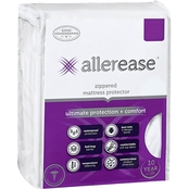 AllerEase Ultimate Protection and Comfort Temperature Balancing Mattress Protector