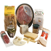 The Gourmet Market Deluxe Italian Antipasto Collection