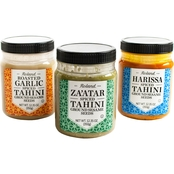 The Gourmet Market Exotic Tahini Paste Collection