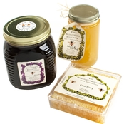 The Gourmet Market The Beekeepers Chef Honey Collection