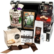 The Gourmet Market Coffee Connoisseur Gift Case