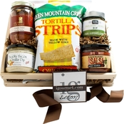 The Gourmet Market Gourmet Chips and Dips Gift Crate