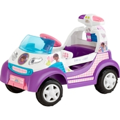 KidTrax Disney Doc McStuffins Ambulance 6V Electric Ride On