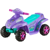 KidTrax Melody 6V Toddler Quad Electric Ride-on