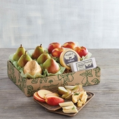 Harry & David Classic Pears, Apples and Cheese Gift