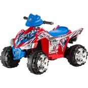 KidTrax ATV Quad KT670AZ 6V Electric Ride On