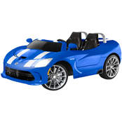 KidTrax Dodge Viper SRT 12V Electric Ride On